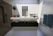 syfon umywalkowy oszczędzający miejsce